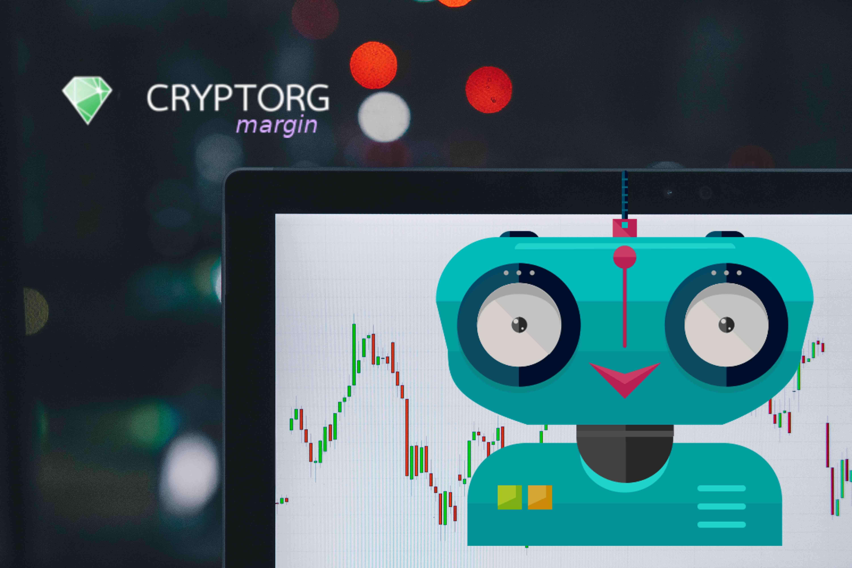 Автоматическая торговля на бирже Bitmex с помощью Cryptorg