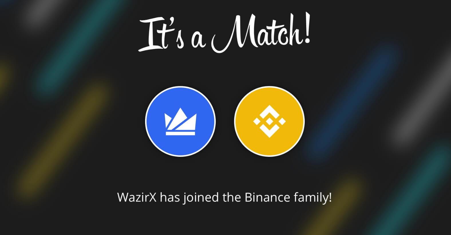 Binance покупает индийскую биржу WazirX