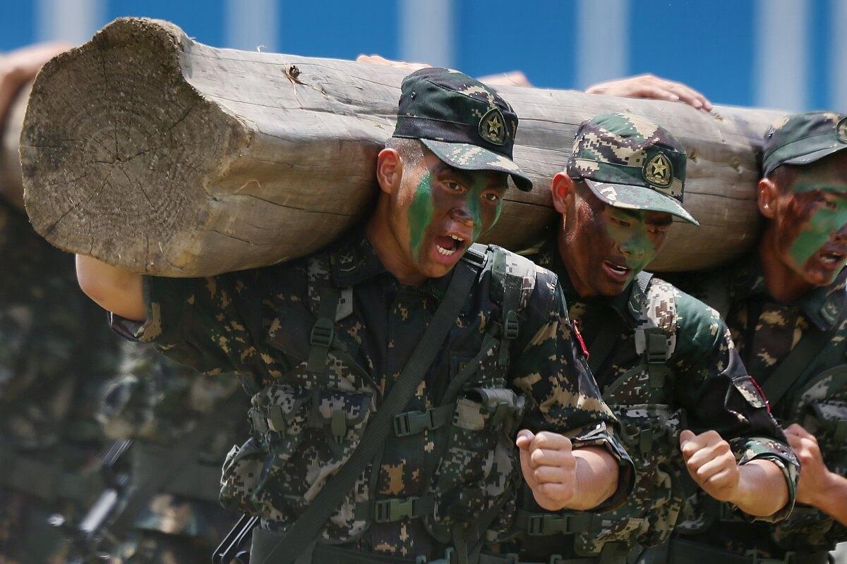 Блокчейн на службе китайской армии