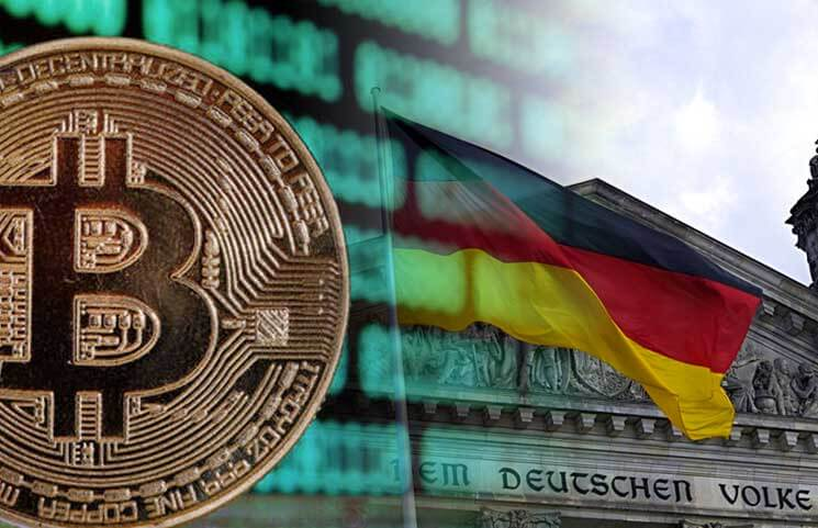 Германские банки смогут хранить биткоин, — законопроект