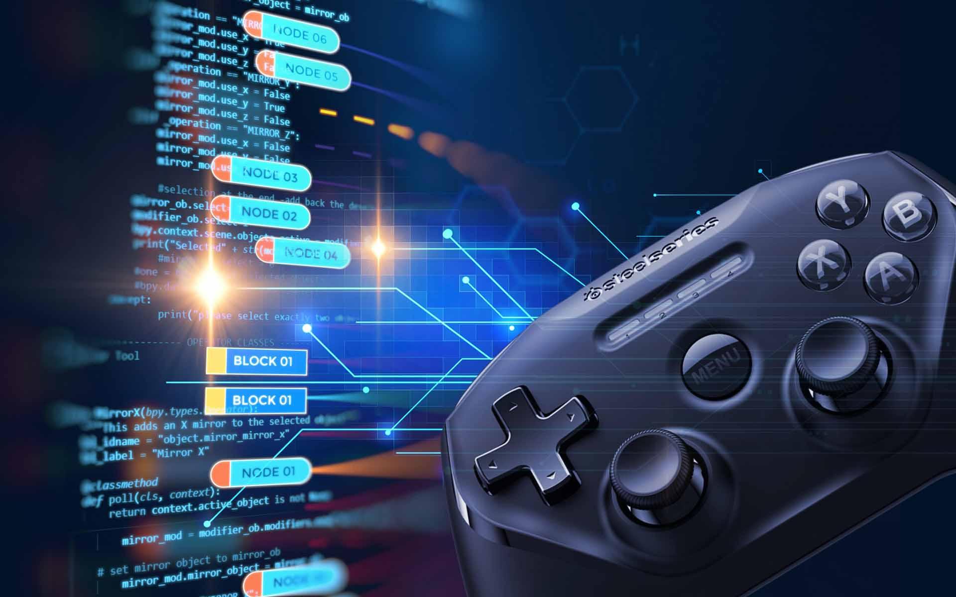 AMD внедрит блокчейн в игровую индустрию