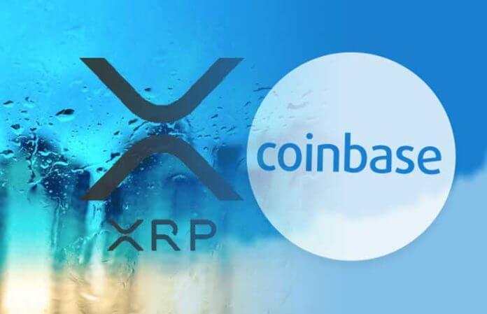 Coinbase приостановит торговлю XRP 19 января