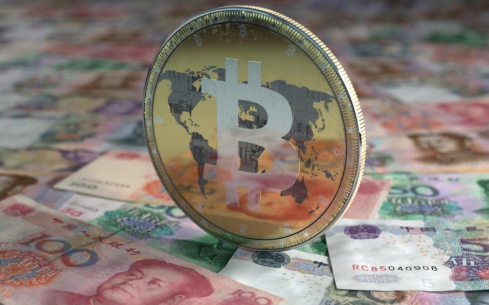 За год из Китая выведено более $11 млрд в криптовалюте
