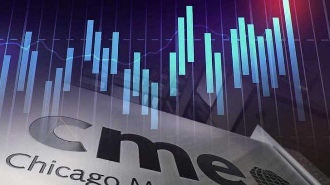 Объем торговли биткоин опционами на CME вырос в 2 раза
