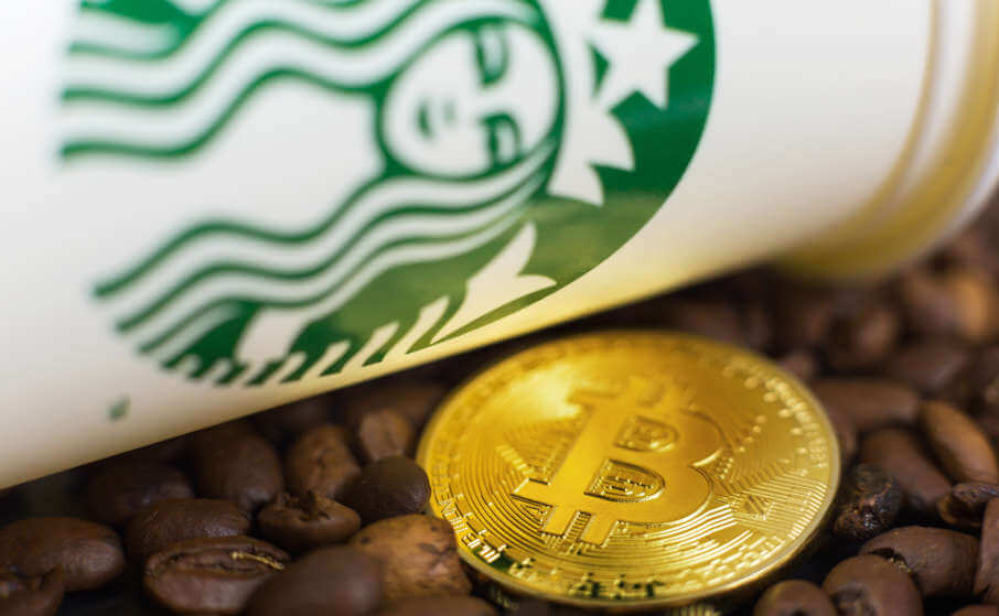 Starbucks закрепится на криптовалютном рынке