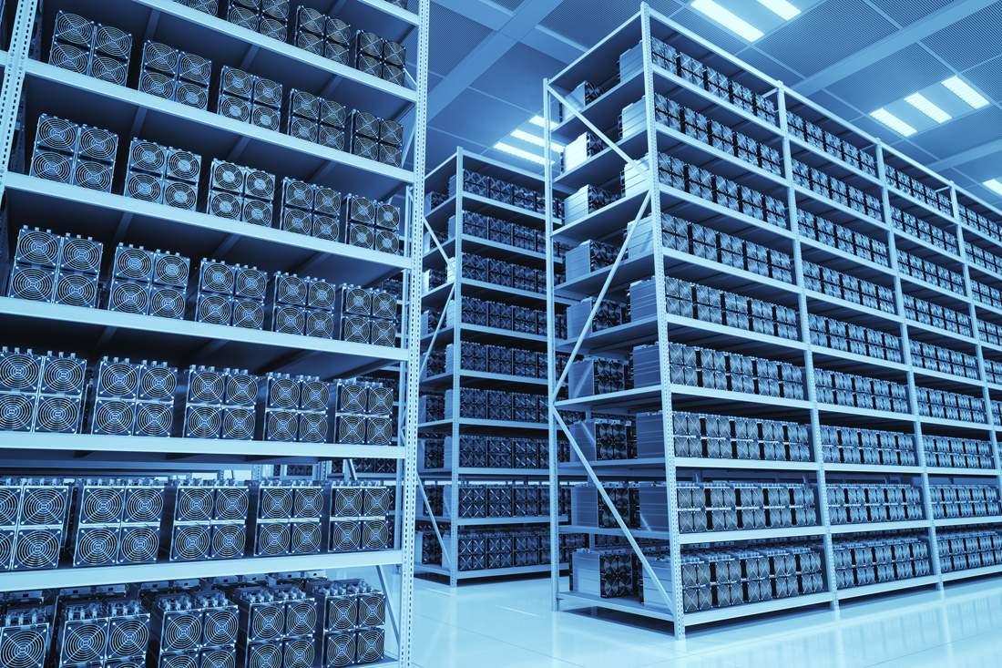 Почти все установки для майнинга станут электронным мусором