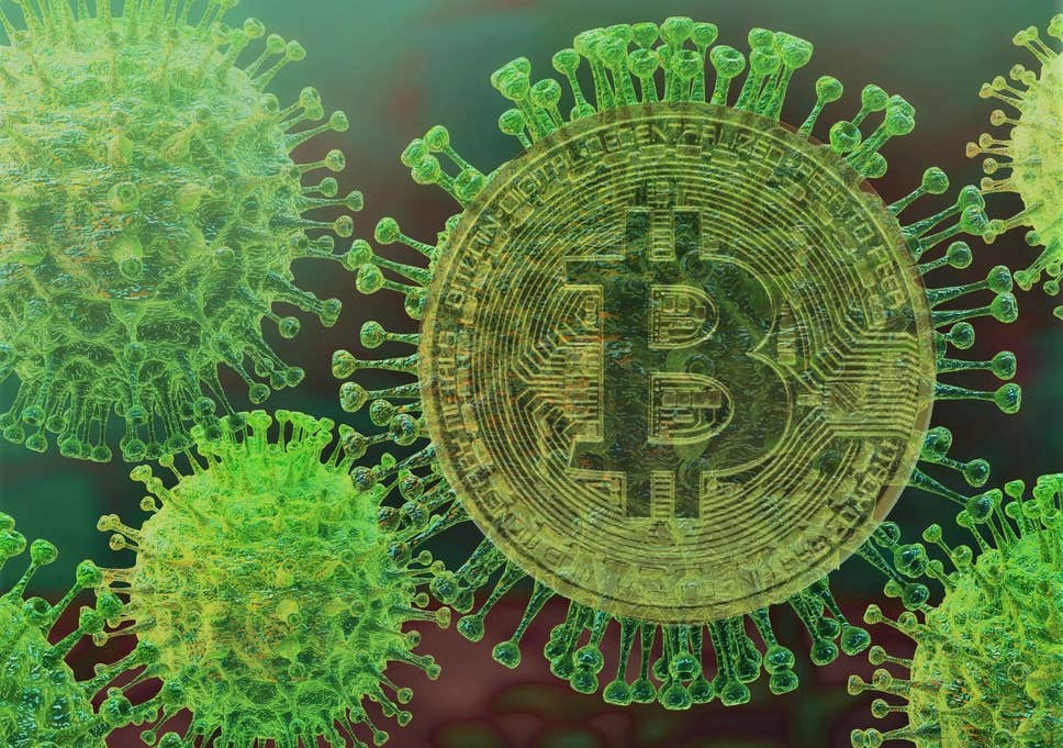 Модель биткоина схожа с коронавирусом, — бывший СЕО Coinbase