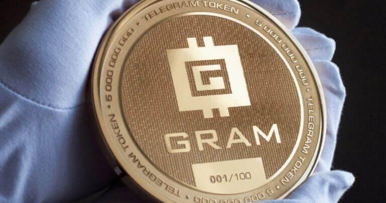Запрет на Gram от Telegram продлен
