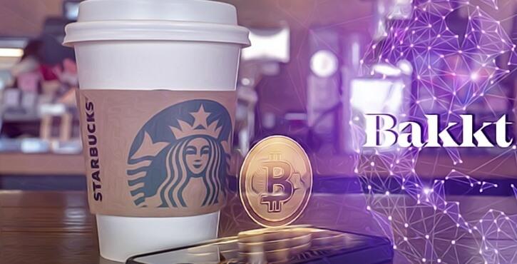Bakkt Cash позволит оплачивать заказы в Starbucks