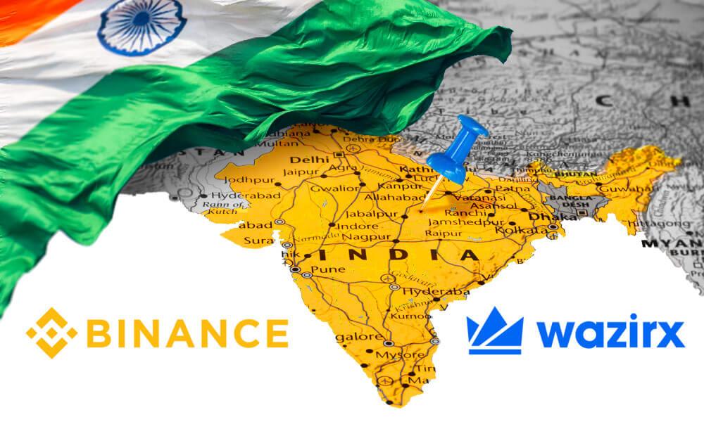 Binance и WazirX создают фонд для развития индийских блокчейн стартапов