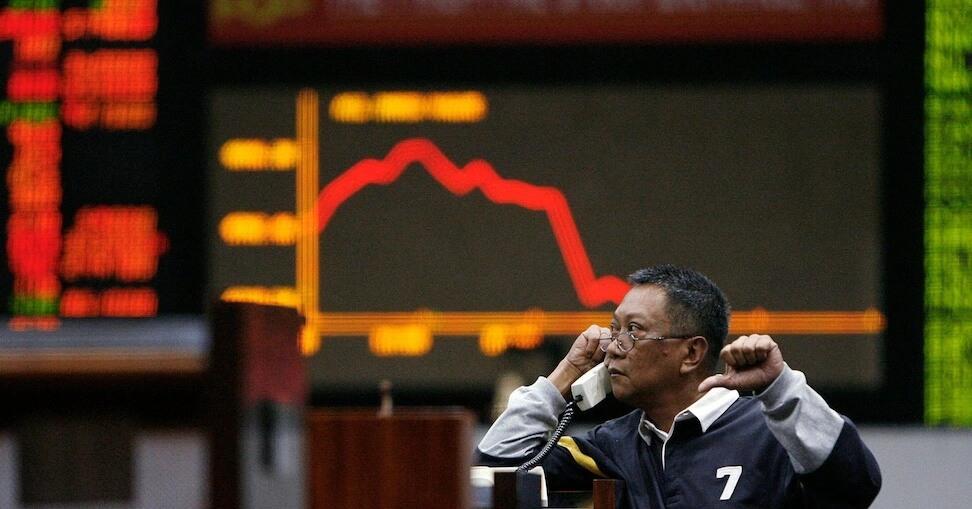 Биткоин следит за падением рынка