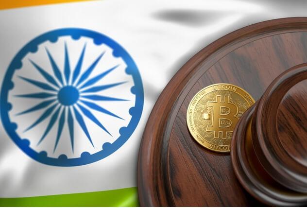 Индия отменяет запрет на криптовалюту и вводит блокчейн в армии