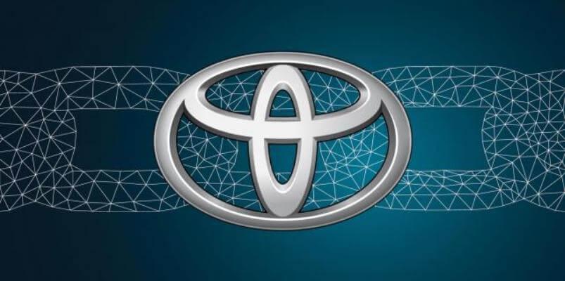 Toyota осваивает блокчейн