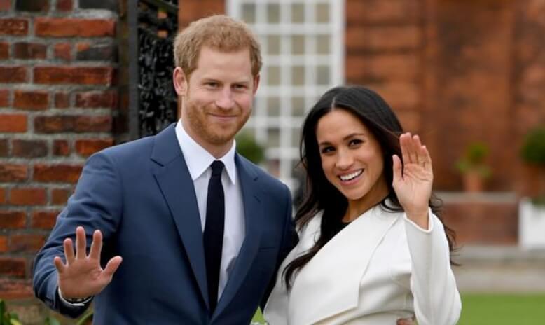 Герцог и герцогиня Сассексские использованы в биткоин — афере