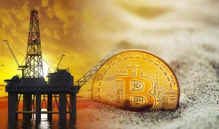 Нефтегазовые компании будут контролировать рынок майнинга через 5 лет