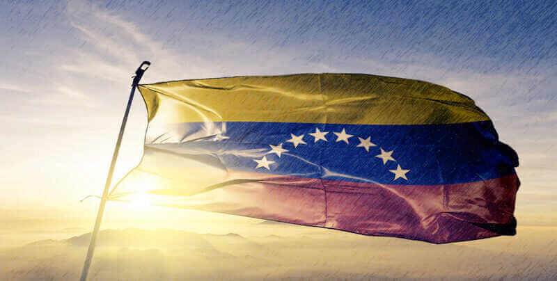 Перевод биткоина в Венесуэле возможен без интернета