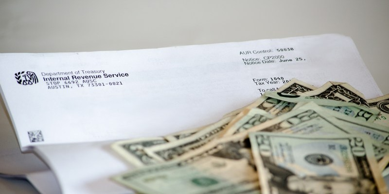 Аудит криптодоходов американцев от IRS
