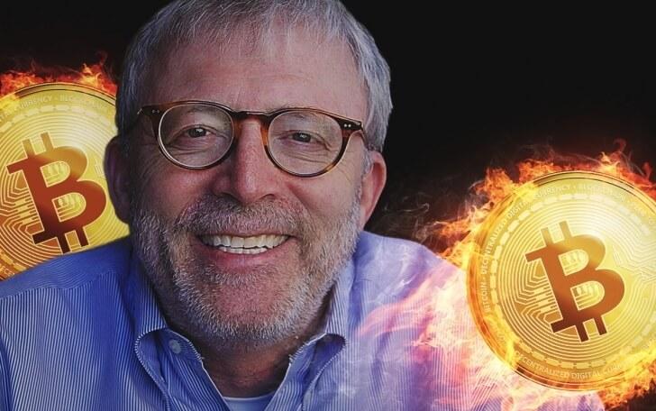 Питер Брандт высмеивает аналитика пророчащего падение биткоина к 1800 долларам