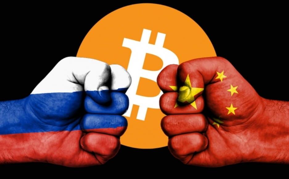 Россия и Китай не хотят, чтобы их граждане покупали биткоин, — эксперт