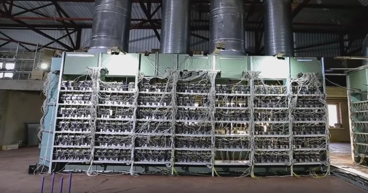 «Россети» обнаружили кражу электричества для майнинга