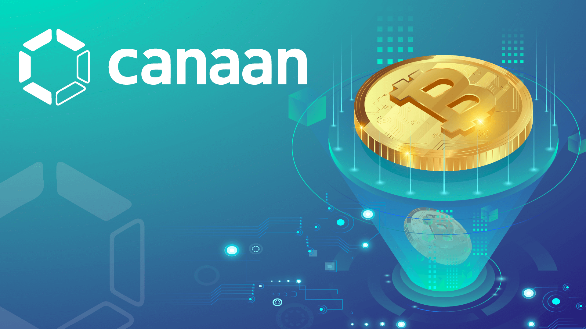 Акции Canaan упали