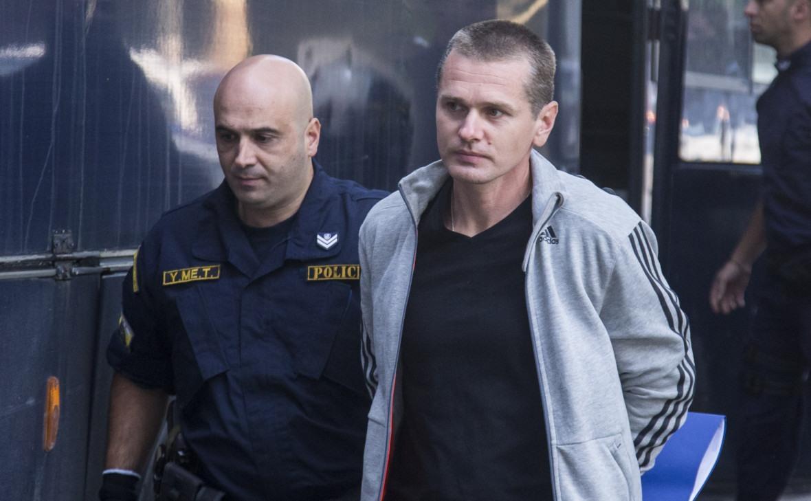 Суд по делу Александра Винника назначен на 14 сентября
