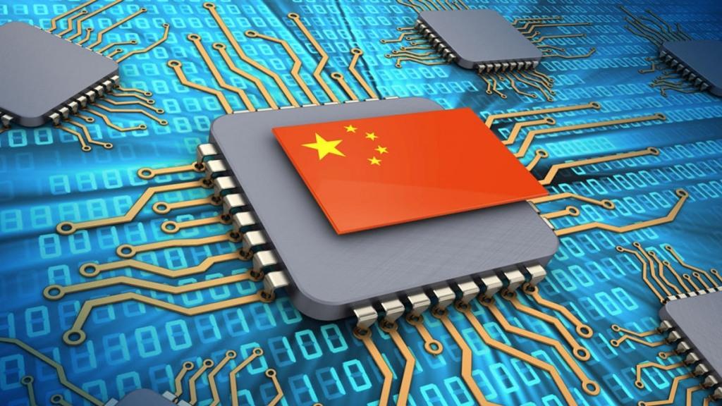 Китай создал международной портал национальной блокчейн-сети