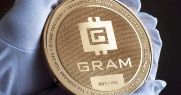Telegram уступил GRAM