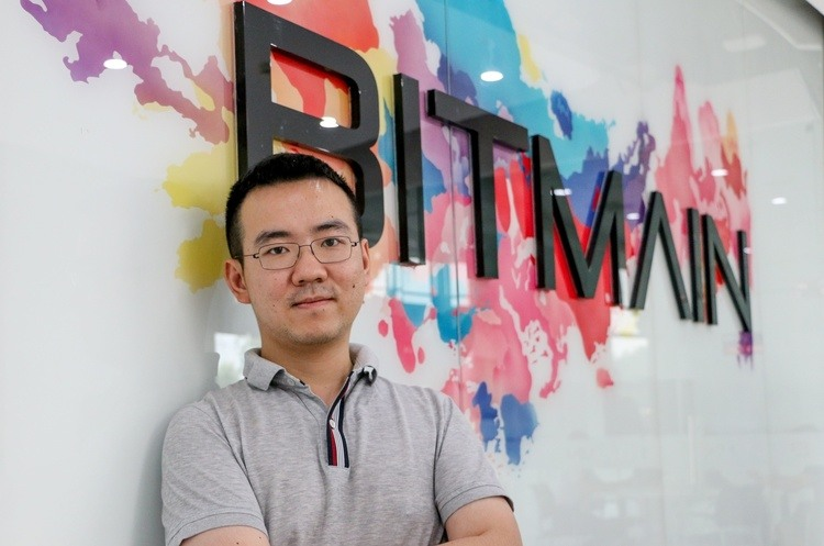 Контроль над Bitmain у Джихан Ву