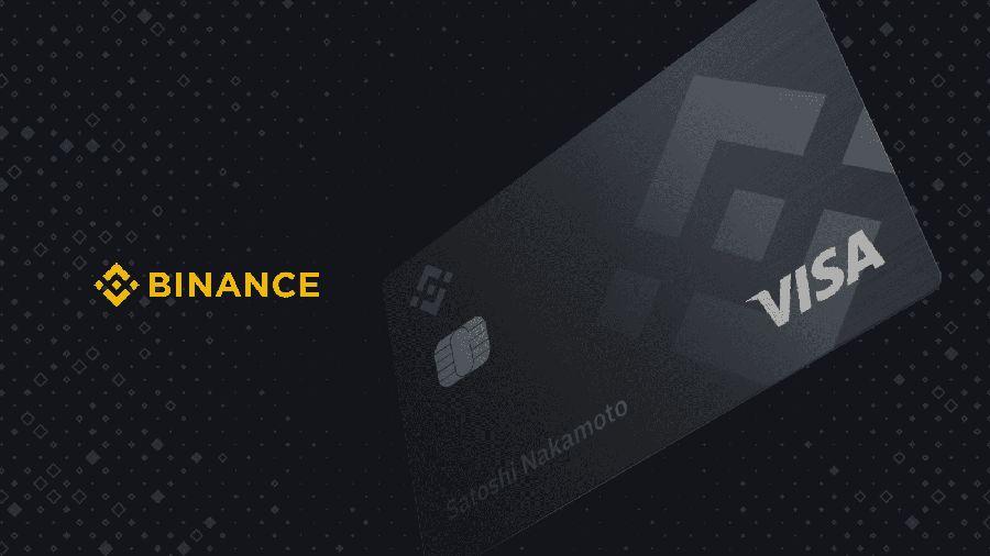 Крипто-фиатная карта Binance с кэшбеком до 7%