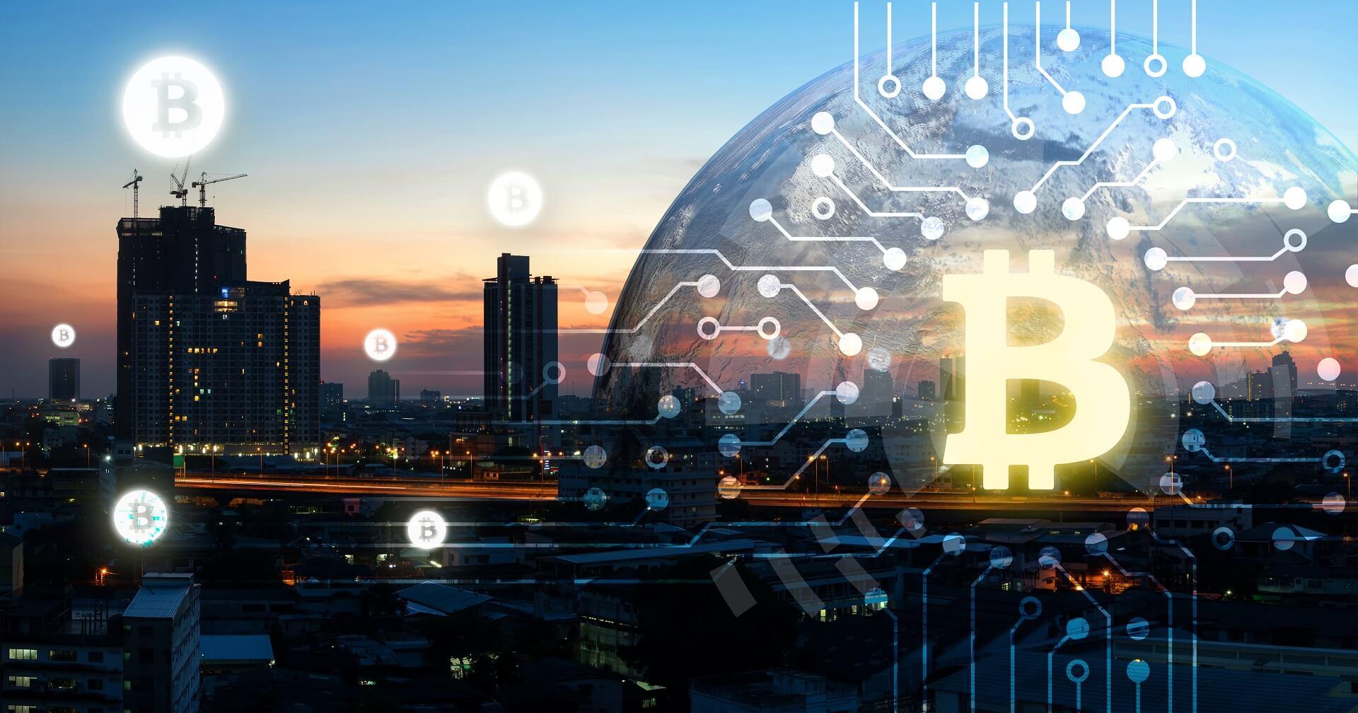 Блокчейн и биткоин – это пример перехода контроля в руки частных лиц