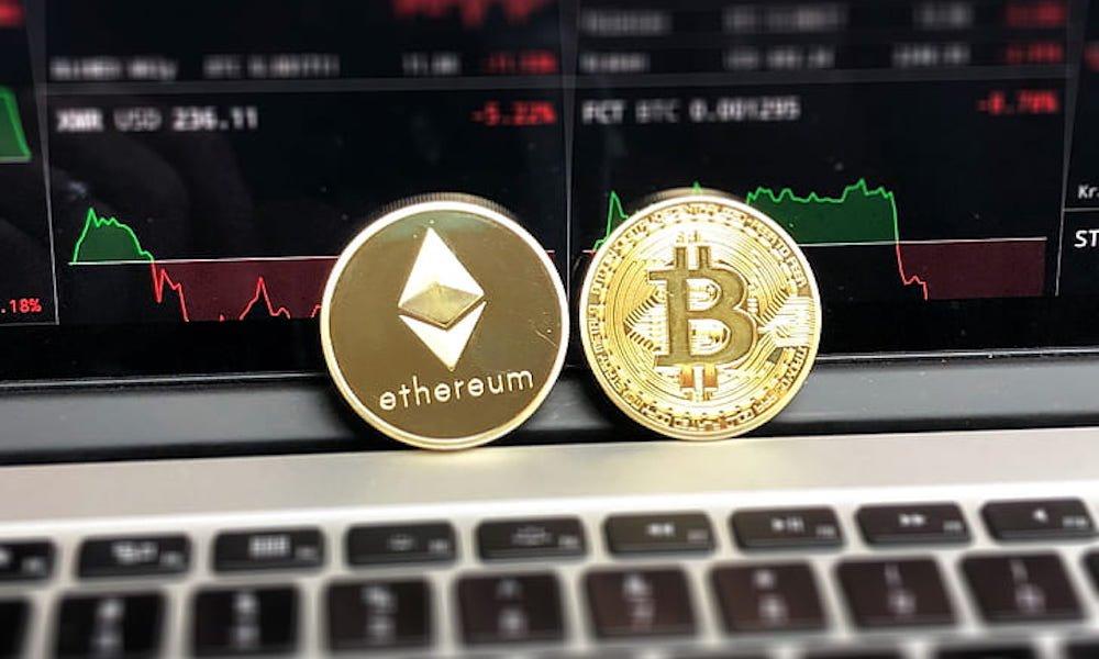 При помощи DeFi Ethereum вытесняет BTC