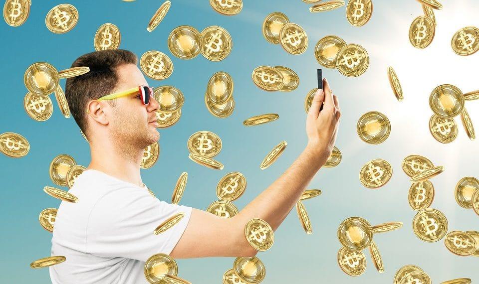 За год количество пользователей криптовалют увеличилось на 190%