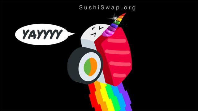 Упала ликвидность SushiSwap