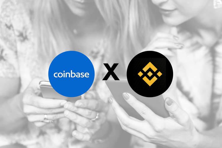 Борьба Coinbase с Binance за рынок криптокарт в США