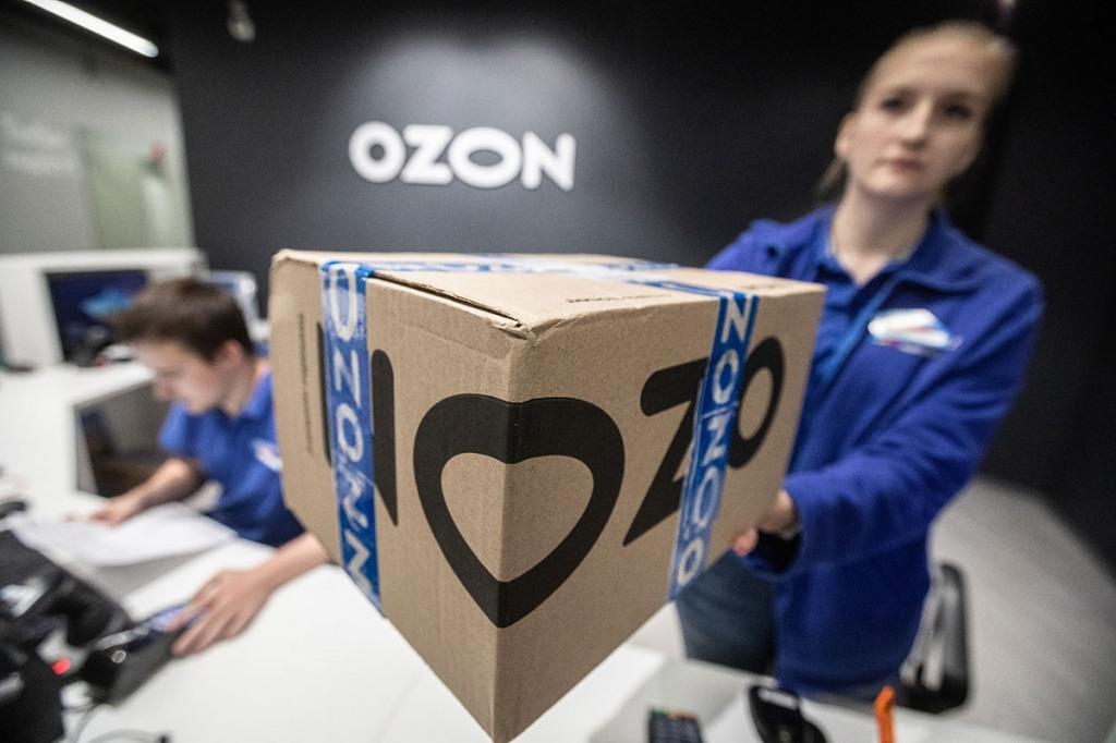 Российский Ozon выходит на IPO в США