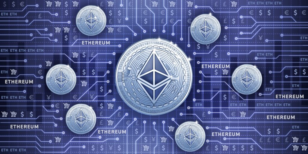 Объем переданной в блокчейне Ethereum стоимости достигает $1 трлн