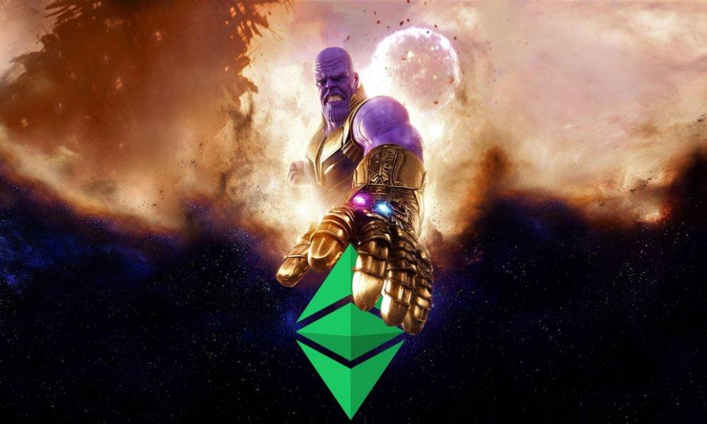Ethereum Classic. Хардфорк Thanos. Полет нормальный