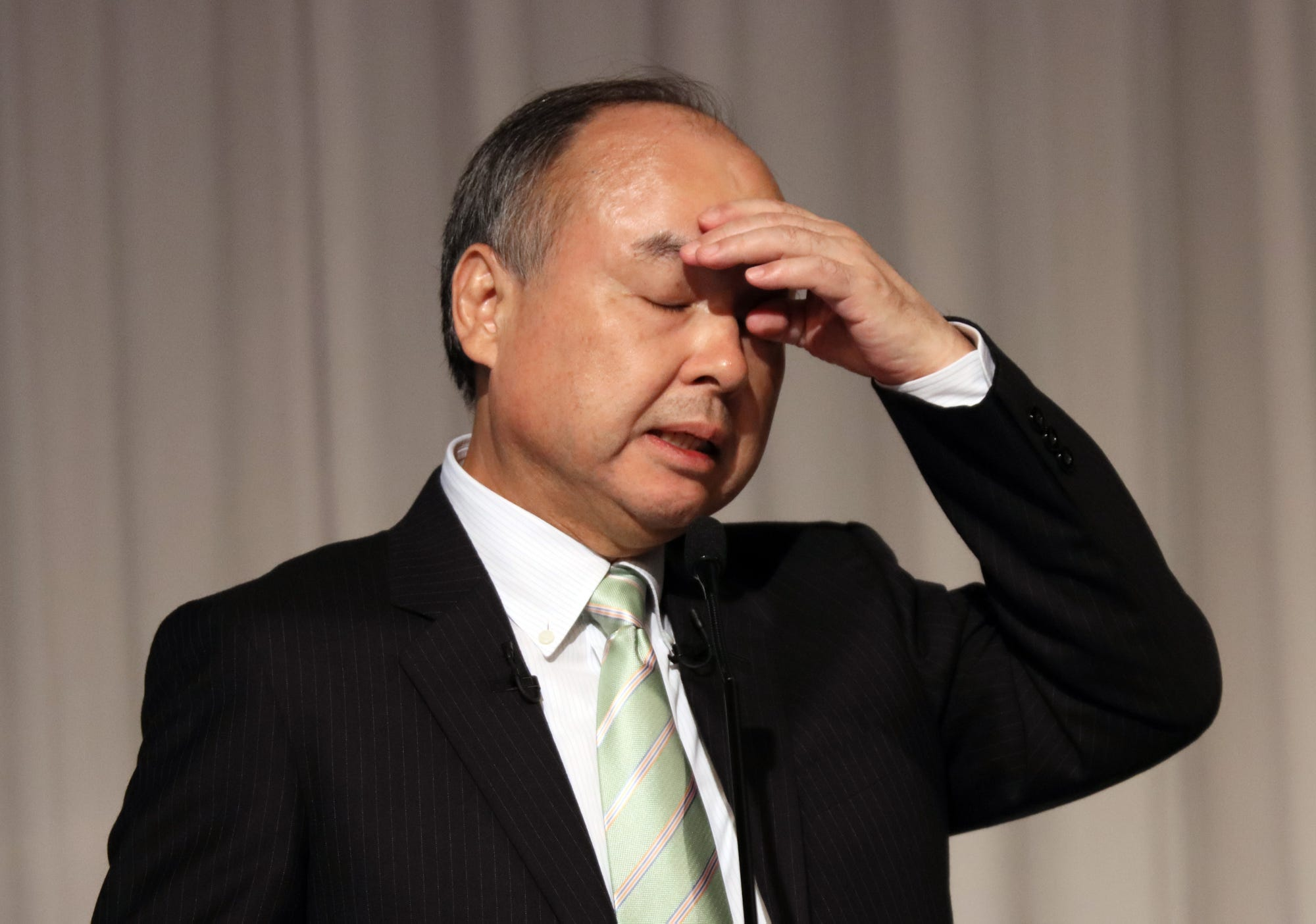 «Ничего непонимаю вBTC»,— признался глава SoftBank