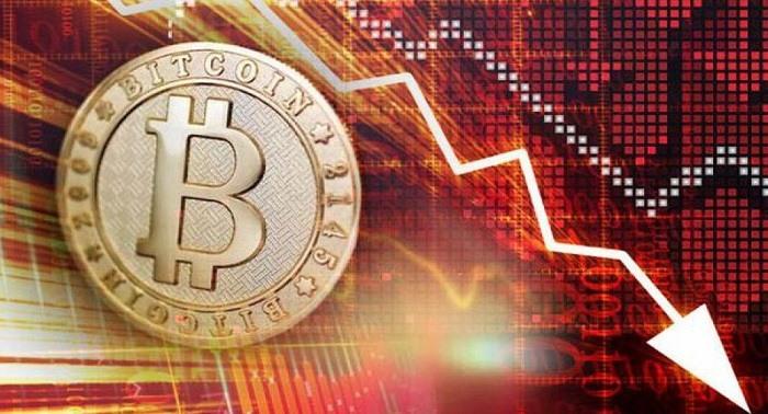 АНАЛИТИКА: причины падения биткоина