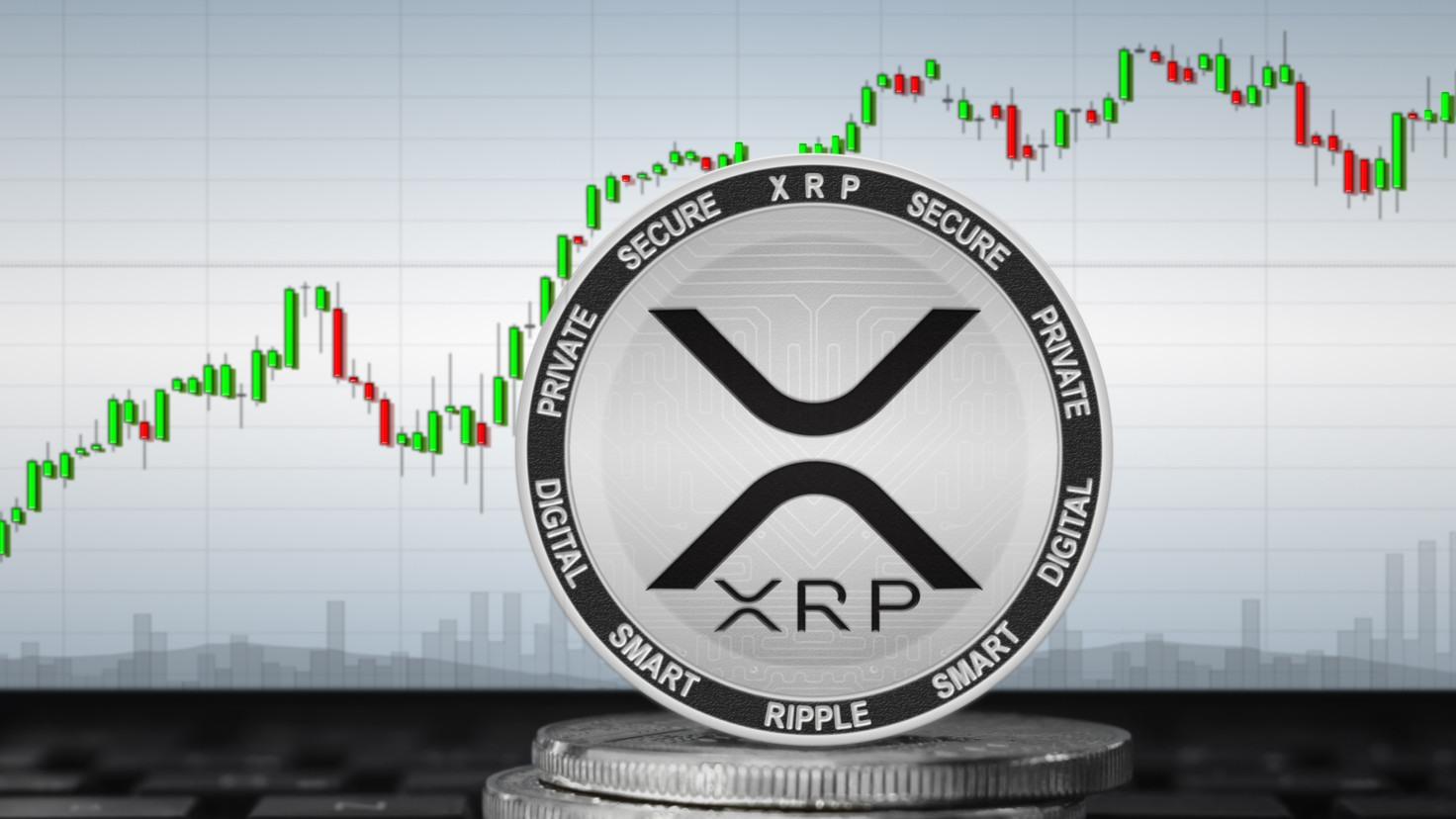 Токен XRP вырос на 140%