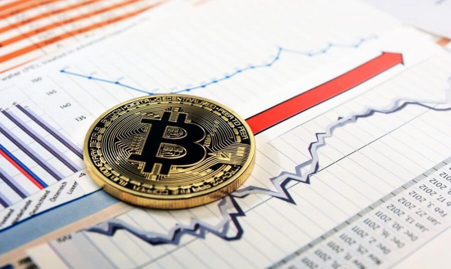 Цена BTC пробила отметку в $28000