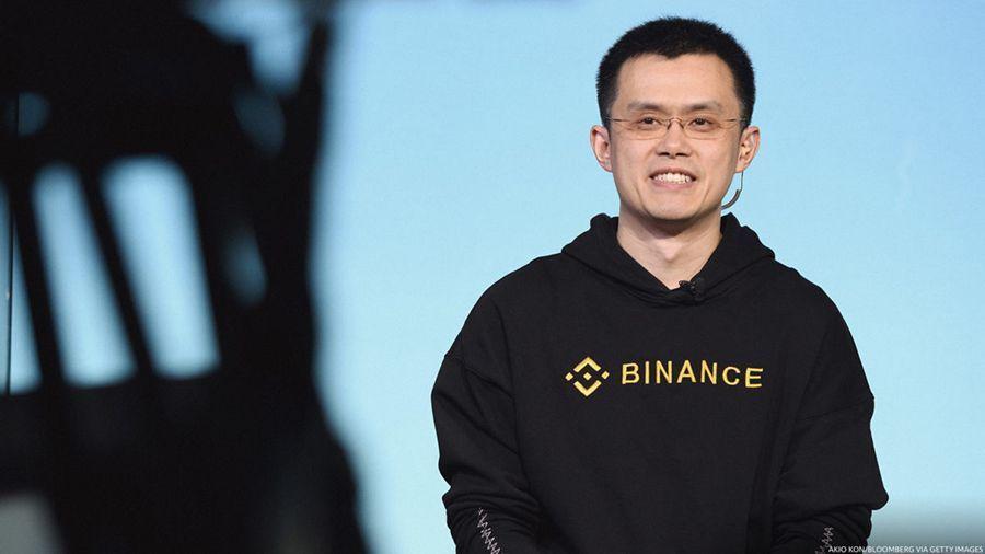 CEO Binance: фиксируем взрывной росте числа институциональных клиентов