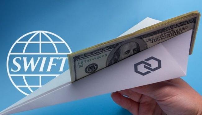 ЦБ России считает, что криптовалюта сделает SWIFT бесполезным