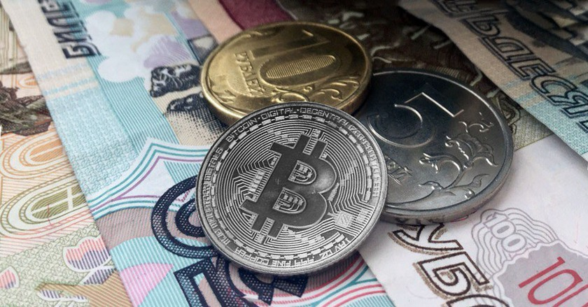 Объем сделок с криптовалютой в РФ вырос втрое
