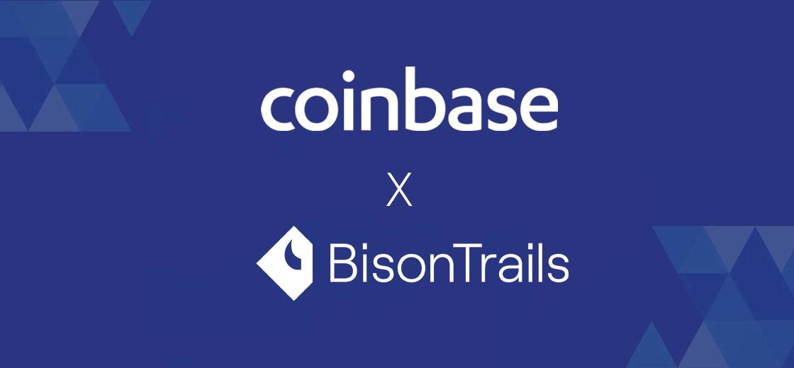 Coinbase приобрела компанию Bison Trails
