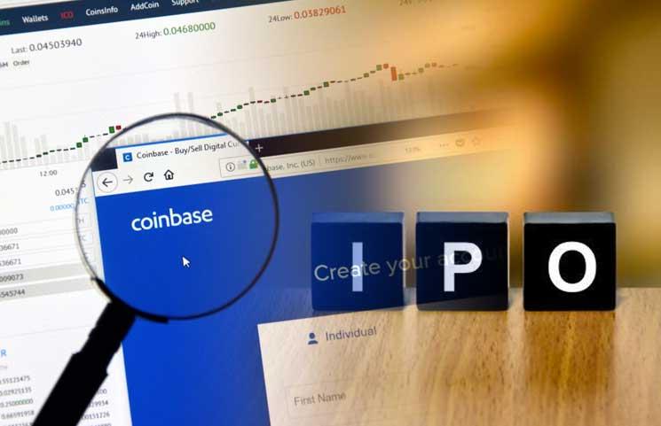 Coinbase планирует выход на биржу