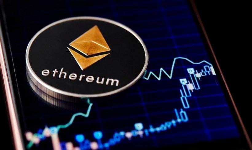 Стоимость Ethereum выше $1300