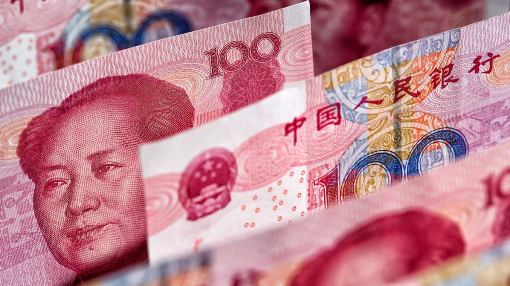 Повторный тест цифрового юаня в Шэньчжэнь