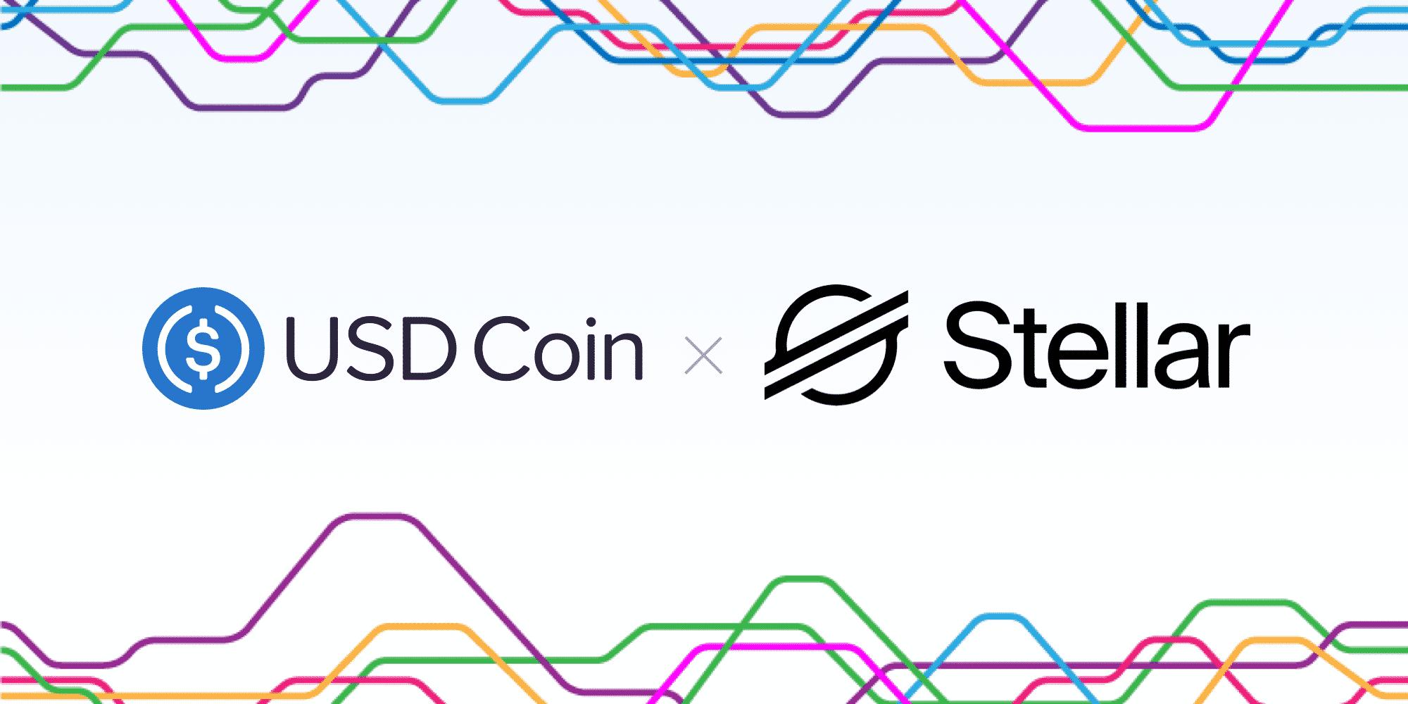 Стейблкоин USDC выпустили на блокчейне Stellar